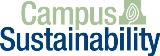 Campus Sustainability Icon and link